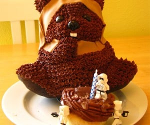 Happy Ewok Birthday