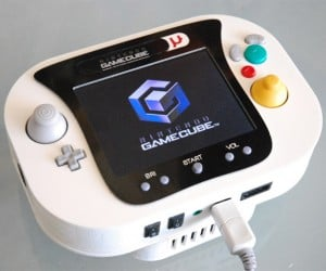 Gamecube U Portable Handheld Can be Yours if the Price is Right