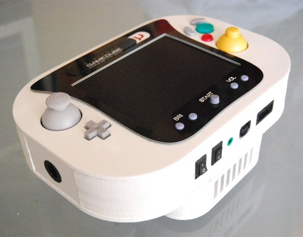 Gamecube U Portable Handheld Can be Yours if the Price is ...