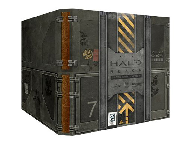 halo reach legendary edition box