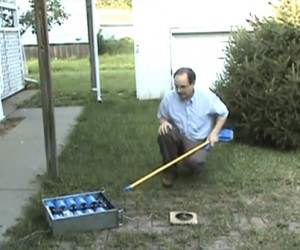 High-Voltage Washer Launcher: Nerd Power