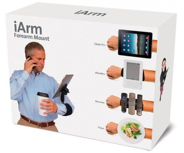 Iarm: Perfect to Hold All Those Gizmos on Your Arm