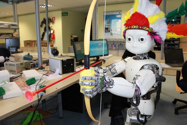 icub archer robot
