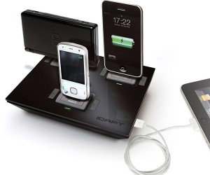 Idapt Charging Station: Also Cures Gadget Addiction