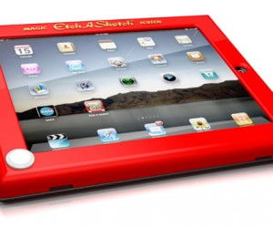 Etch a Sketch iPad Case Gets Official, Can Draw More Than ...