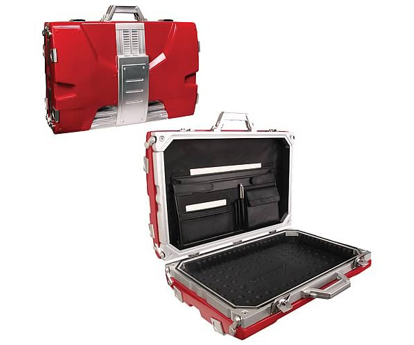 Iron Man Mark V Briefcase Replica: Yes, Just the Briefcase