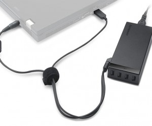 Lenovo Power Hub Should be Standard in All Laptops