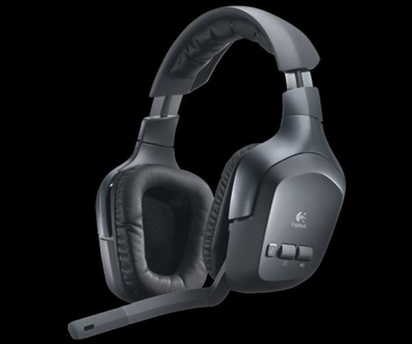 Logitech Debuts F540 Gaming Wireless Headset