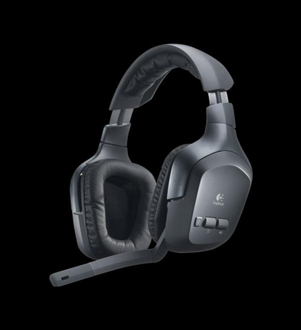Logitech F540 Headphones