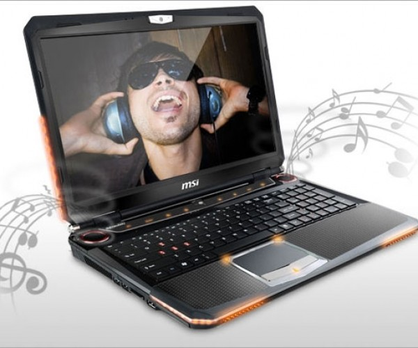 Msi Gx660: New Notebooks for Multimedia Fans