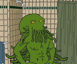 Cthulhu for Old Spice
