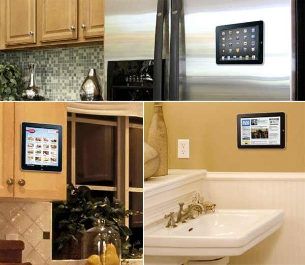 padtab ipad wall mount