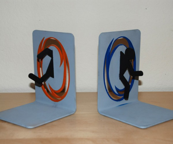 Reddit - Portal bookend ...