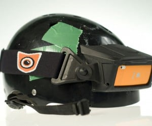 Rampant View Turns Your iPod Nano 5g Into a Helmet Cam