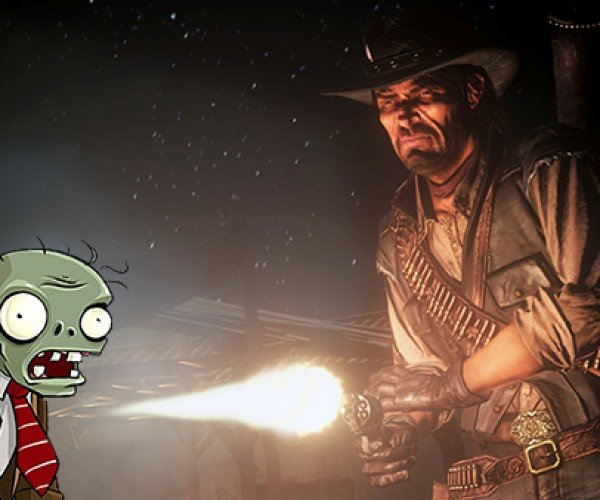 Red Undead Redemption: Dlc Infests Old West With Zombies
