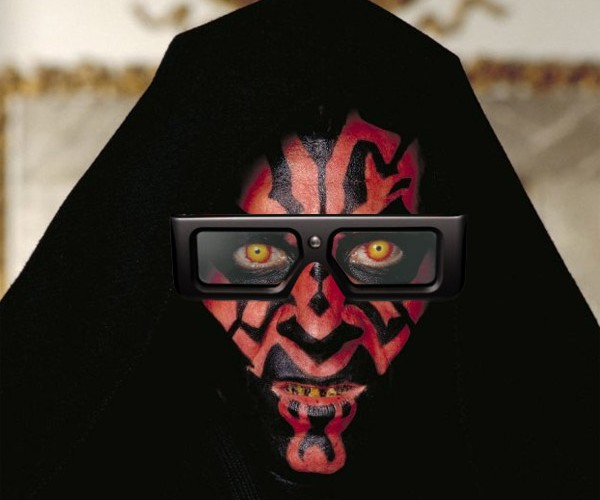 Star Wars in 3-D: Lucas Gets Ready to Ruin His Classics All Over Again