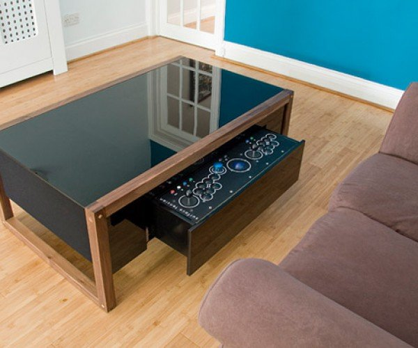 Surface Tension Arcane Arcade Table Rocks Your Living Room