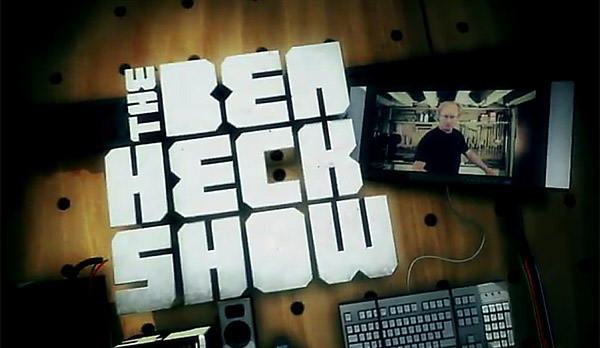 the_ben_heck_show_logo