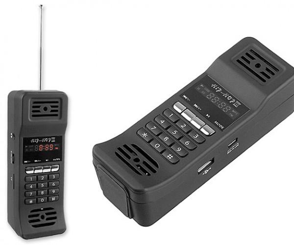 Brando Mp3 Player Looks Like a Brick Phone, Still Doesn'T Make Calls