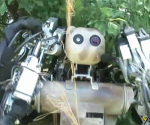Bear Robot Designed to Save Lives, Looks Like It Will Kill Us All