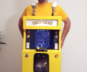 Playable Pac-Man Costume: What Are You Wearing This Halloween?