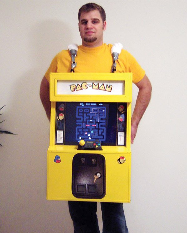 wearable pac man