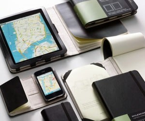Official Moleskine Covers for the iPhone and iPad: for Contemporary Digital-Analog Nomads Only