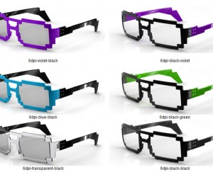 5 & 6 Dpi Glasses: Pixelate Your Vision