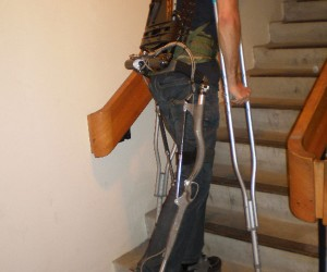 Berkeley Bionics' Elegs Medical Exoskeleton: Letting Paralyzed People Walk Again