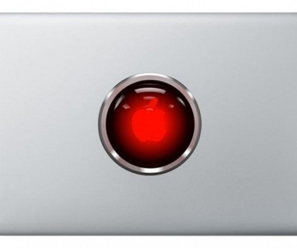 Hal 9000 Decal: Turn Your Macbook Into a Murderous Machine
