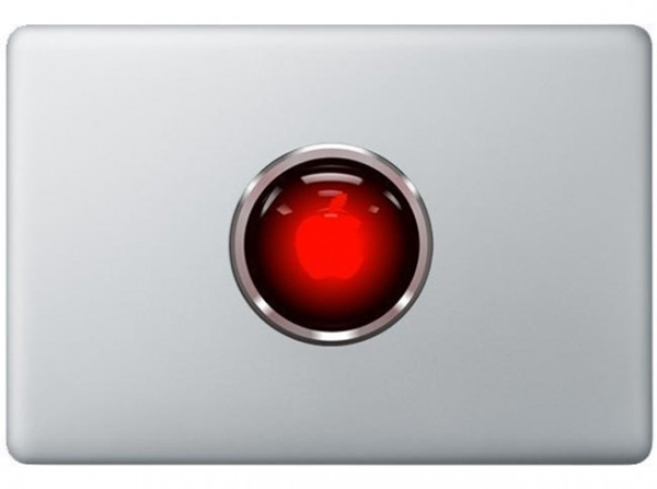 hal 9000 macbook decal expendabledecals cylon