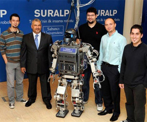 Turkish Iron Man Robot Will Hopefully Not Go Crazy and Kill Us All