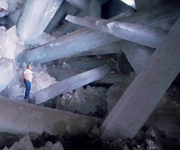 Superman'S Fortress of Solitude Found in Mexico?
