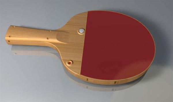 shinobii wii table tennis pad controller