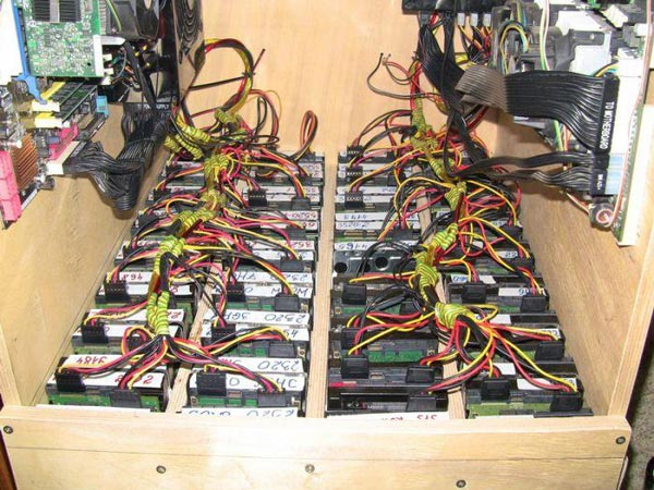 70tb storage data rig computing russia