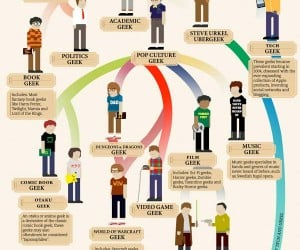 The Evolution of the Geek: What Stage Are You at?