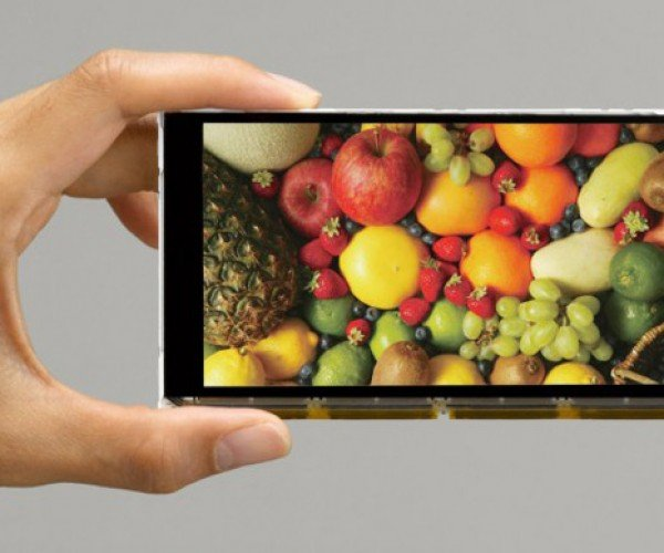 Ortus Hast: World'S Smallest HD Display