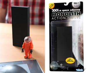 2001 Space Odyssey Monolith: Inaction Figure