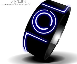 7r0n: TRON-Inspired Watch Needs to be Made
