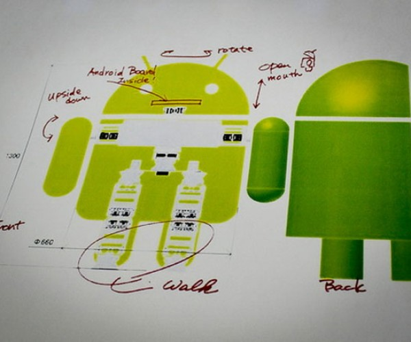 Awesome Japanese Android is Powered by Android
