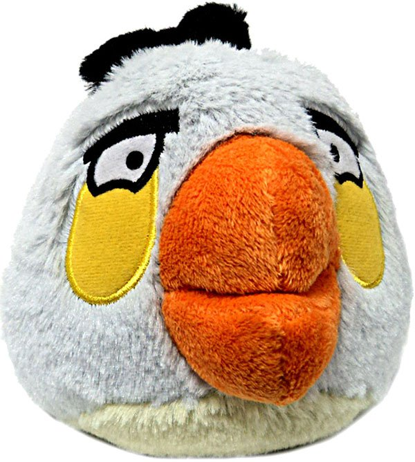 Angry Birds Stuffed Toys : Angry birds slingshot to the real world as plush toys