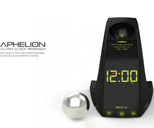 aphelion concept alarm clock 1