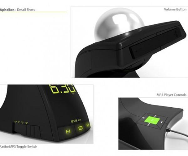 aphelion concept alarm clock 4