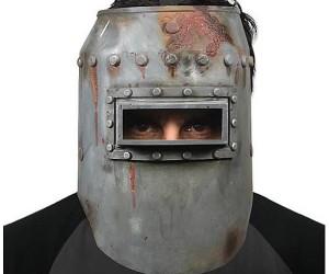 Bioshock Splicer Welder Mask Arrives Too Late for Halloween
