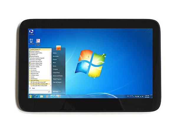 Windows Based Bmodo Touchscreen Tabet Unleased Set To Hit
