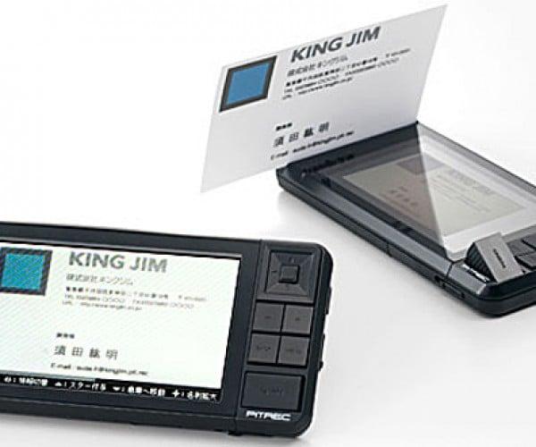Business Card Scanner: Rolodex 2.0