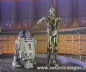 C-3PO Rap: Those Aren'T the Droids You'Re Listening for