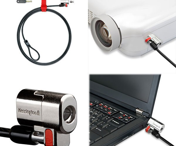 Kensington Offers Easier to Use Security Lock for Notebooks Called Clicksafe