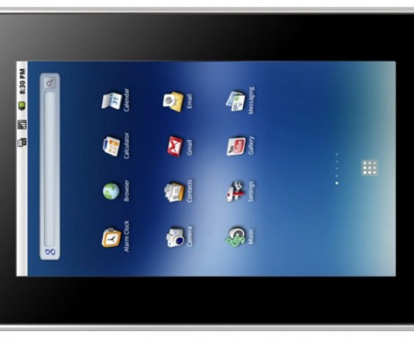 Cherrypal Pops Its Android Tablet Cherry