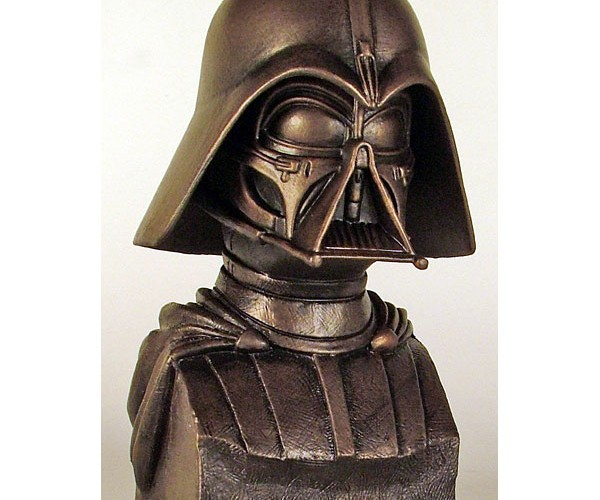 This Bust is Made of Bronze and Pure Evil